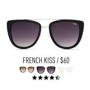 Quay Australia French kiss sunnies